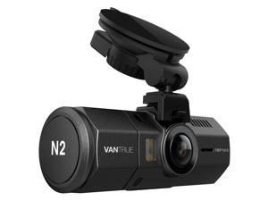 "Vantrue N2 Dual Dash Cam - 1080P FHD +HDR Front and Back Wide Angle Dual Lens In Car 1.5"" LCD Dashboard Camera DVR Video ..."