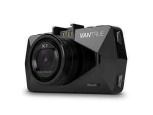 """Vantrue X1 Full HD 1080P Dash Cam 170 Degree Wide Angle 2.7"""" LCD In Car Dashboard Camera DVR Video Recorder with G-Sensor, HDR, Parking Mode & Super Night Vision"""