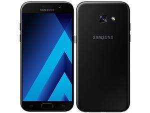 Samsung Galaxy A5 2017 A520W 32GB-5.2-Inch, Unlocked Smartphone Black
