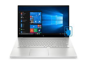 "HP ENVY 17t-cg000 10th Gen Home and Business Laptop (Intel i7-1065G7 4-Core, 64GB RAM, 2TB m.2 SATA SSD, 17.3"" Touch  Full HD (1920x1080), NVIDIA MX330, Fingerprint, Wifi, Bluetooth, Win 10 Pro)"