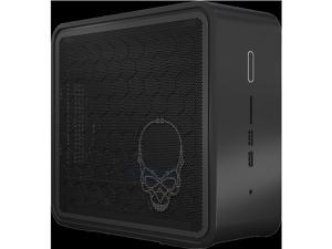 Intel NUC 9 NUC9i7QNX Gaming and Entertainment Desktop Black (Intel i7-9750H 6-Core, 8GB RAM, 128GB PCIe SSD, Intel UHD 630, Wifi, Bluetooth, 1xHDMI, Win 10 Pro)