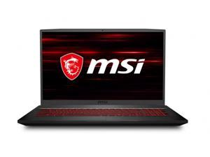 "MSI GF75 Thin 10SCXR-003 Gaming and Entertainment Laptop (Intel i5-10300H 4-Core, 32GB RAM, 512GB PCIe SSD, 17.3"" Full HD (1920x1080), NVIDIA GTX 1650, Wifi, Bluetooth, Webcam, 1xUSB 3.2, Win 10 Home)"