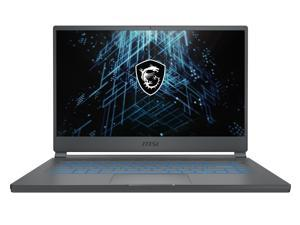 "MSI Stealth 15M Gaming & Business Laptop (Intel i7-1185G7 4-Core, 32GB RAM, 1TB PCIe SSD, 15.6"" Full HD (1920x1080), NVIDIA RTX 2060 Max-Q, Wifi, Bluetooth, Webcam, 1xHDMI, Win 10 Home)"