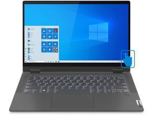"Lenovo Ideapad Flex 5 Home and Business Laptop 2-in-1 (Intel i7-1065G7 4-Core, 16GB RAM, 512GB SSD, 14.0"" Touch  Full HD (1920x1080), NVIDIA MX330, Fingerprint, Wifi, Bluetooth, Webcam, Win 10 Home)"