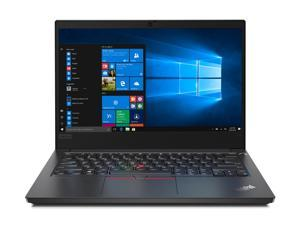 Lenovo ThinkPad E14 Home and Business Laptop (Intel i5-10210U 4-Core, 16GB RAM, ...