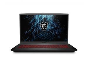 """MSI GF75 Thin Laptop (Intel i7-10750H 6-Core, 64GB RAM, 2TB PCIe SSD + 2TB  HDD, 17.3"""" Full HD (1920x1080), NVIDIA RTX 3060, Wifi, Bluetooth, Webcam, 1xUSB 3.2, 1xHDMI, Backlit Keyboard, Win 10 Pro)"""