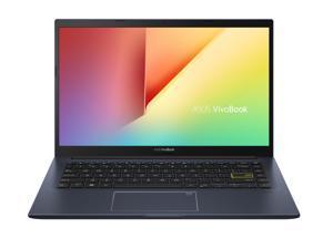 "ASUS VivoBook 14 M413 Everyday Value Laptop (AMD Ryzen 5 3500U 4-Core, 8GB RAM, 256GB SSD, 14.0"" Full HD (1920x1080), AMD Vega 8, Fingerprint, Wifi, Bluetooth, Webcam, 1xUSB 3.2, Win 10 Home)"