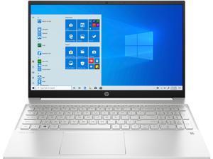 "HP Pavilion 15 Home & Business Laptop (AMD Ryzen 7 5700U 8-Core, 32GB RAM, 1TB PCIe SSD, 15.6"" Full HD (1920x1080), AMD Radeon, Fingerprint, Wifi, Bluetooth, Webcam, 2xUSB 3.0, 1xHDMI, Win 10 Pro)"