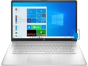 "HP 17z (2021) Home & Business Laptop (AMD Ryzen 5 5500U 6-Core, 8GB RAM, 128GB SSD + 1TB HDD, 17.3"" Touch  HD+ (1600x900), AMD Radeon, Wifi, Bluetooth, Webcam, 2xUSB 3.1, 1xHDMI, Win 10 Home)"