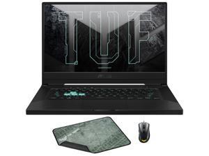 "ASUS TUF DASH F15 Gaming & Entertainment Laptop (Intel i7-11370H 4-Core, 16GB RAM, 512GB SSD, 15.6"" Full HD (1920x1080), NVIDIA RTX 3060, Wifi, Win 10 Home) with TUF Gaming M3 , TUF Gaming P3"
