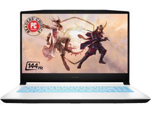 "MSI Sword Gaming & Business Laptop (Intel i7-11800H 8-Core, 16GB RAM, 512GB PCIe SSD, 15.6"" Full HD (1920x1080), NVIDIA RTX 3050 Ti, Wifi, Bluetooth, Webcam, 1xUSB 3.2, 1xHDMI, Win 10 Home)"