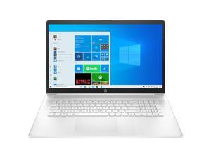 "HP 17t-cn000 Home & Business Laptop Snow White (Intel i3-1125G4 4-Core, 16GB RAM, 256GB  SATA SSD, 17.3"" HD+ (1600x900), Intel UHD, Wifi, Bluetooth, Webcam, 2xUSB 3.1, 1xHDMI, Win 10 Pro)"
