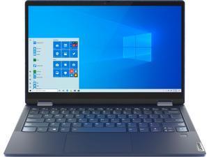 """Lenovo Yoga 6 13 School & Business 2-in-1 Laptop (AMD Ryzen 7 5700U 8-Core, 16GB RAM, 512GB SSD, 13.0"""" Touch  Full HD (1920x1080), AMD Radeon, Fingerprint, Wifi, Bluetooth, Webcam, Win 10 Home)"""
