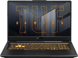 "ASUS TUF Gaming Gaming & Entertainment Laptop (Intel i5-11260H 6-Core, 8GB RAM, 512GB SSD, 17.3"" Full HD (1920x1080), NVIDIA RTX 3050 Ti, Wifi, Bluetooth, Webcam, 1x HDMI (4K)xHDMI, Win 10 Home)"