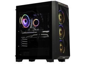 Velztorm Pilum Custom Built Powerful Gaming Desktop PC (AMD Ryzen 7 3700X 8-Core, 16GB RAM, 512GB PCIe SSD + 1TB HDD (3.5), Radeon RX 6800 XT, Wifi, 1xUSB 3.1, 5xUSB 3.0, 1xHDMI, Win 10 Pro)