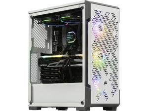 Velztorm Azcia Custom Built Powerful Gaming Desktop PC (AMD Ryzen 7 - 5800X 8-Core, 16GB RAM, 1TB PCIe SSD, Radeon RX 6800 XT, Wifi, 2xUSB 3.1, 4xUSB 3.0, 1xHDMI, 1 Display Port (DP), Win 10 Home)