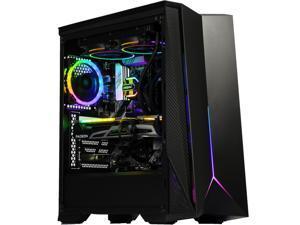 Velztorm Caelix Custom Built Gaming Desktop PC (AMD Ryzen 7 - 5800X 8-Core, 16GB RAM, 256GB PCIe SSD + 1TB HDD (3.5), Radeon RX 6800 XT, Wifi, 4xUSB 3.0, 1xHDMI, 1 Display Port (DP), Win 10 Home)