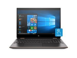 "HP Spectre x360 Home & Business 2-in-1 Laptop (Intel i7-1165G7 4-Core, 16GB RAM, 512GB SSD + 32GB Optane, 15.6"" Touch  4K Ultra HD (3840x2160), Intel Iris Xe, Active Pen, Fingerprint, Win 10 Home)"