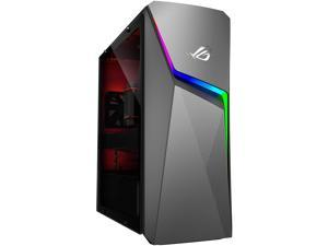 ASUS ROG Strix GL10DH Gaming and Entertainment Desktop PC (AMD Ryzen 7 3700X 8-Core, 32GB RAM, 512GB m.2 SATA SSD + 3TB HDD (3.5), NVIDIA RTX 2070 Super, Wifi, Bluetooth, 6xUSB 3.1, Win 10 Home)