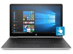 "HP X360 15t Premium Convertile 2-in-1 Home and Business Laptop (Intel i5, 8GB RAM, 1TB HDD+128GB Sata SSD, 15.6"" FHD 1920x1080 Touchscreen, AMD Radeon 530, WiFi, Bluetooth, Stylus Pen, Win 10 Home)"