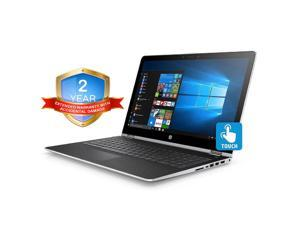 "HP X360 15t Premium Convertile 2-in-1 Home and Business Laptop (Intel i5, 8GB RAM, 128GB Sata SSD, 15.6"" FHD 1920x1080 Touchscreen,WiFi, Win 10 Home) Two Year Warranty and Accidential Damage"