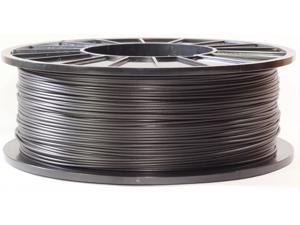 3DMakerWorld Plastic Filament - PLA (4043D) 1.75mm Black 1Kg Spool, Made in the USA