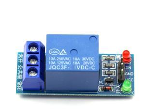 1-Channel Relay Module 9V Low Level Trigger with LED Indicator for Arduino AVR PIC