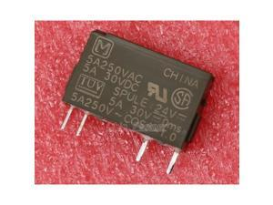 24V Relay PA1A-24V APA3312 4PIN for Panasonic Relay