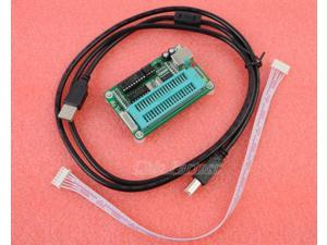 1PCS PIC USB Automatic Programming Microcontroller Programmer K150 + ICSP cable