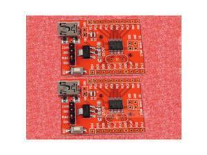 2pcs STM8S003F3P6 STM8 Minimum System Development Board SWIM Debug Brand New