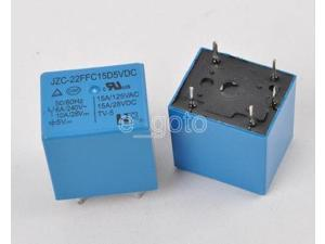 1pcs T73-5V SRD-5VDC-SL-C SONGLE RELAY 5V DC Power Relay brand new