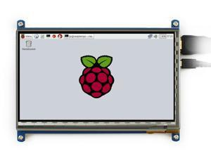 1024×600 7inch HDMI LCD(C) Capacitive Touch Screen LCD for Raspberry Pi
