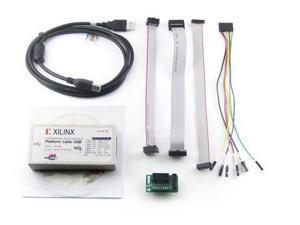 Platform Cable USB Downloader Debugger Programmer for Xilinx JTAG DLC9G FPGA CPLD