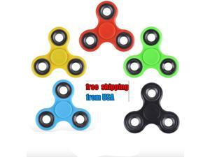 5pcs/lot Fidget Spinner Toy Hand Finger Tri Spinner Hand Spinner Kid & Adults