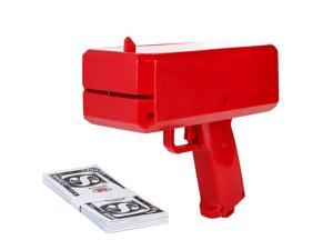 New Cash Money Gun, Supreme quality Cash Cannon Money Red Gun Brand SS17