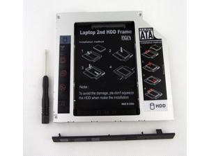 2nd Hard Drive HDD SSD Caddy For ASUS N550JK N550JK-DB74T Swap UJ172 Blu-ray