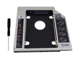 2nd Hard Drive HDD SSD Caddy For Acer Aspire 5750 5750G 5755 5755G