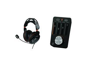 Turtle Beach - Elite Pro Tournament Gaming Headset + Tactical Audio Controller - Xbox One, PS4, PC and Mobile Gaming