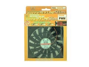 Scythe Slip Stream 120 mm Slim Case Fan SY1212SL12H-P PWM 12CM 2000 PWM