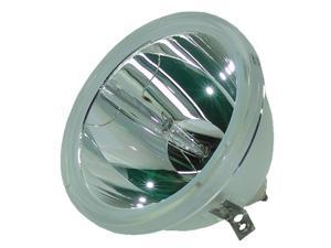 Original Osram Projector Lamp Replacement for Sagem RL1280A (Bulb Only)