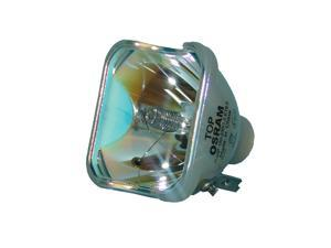 Original Osram Projector Lamp Replacement for Elmo DT00731 (Bulb Only)