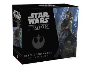 Star Wars Legion Rebel Commandos Strike Team Fantasy Flight Games FFG SWL21