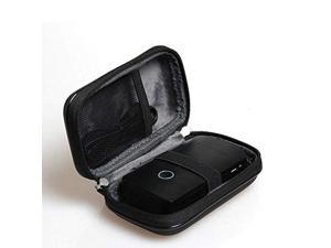 hard eva travel case for ravpower rp-wd03 filehub plus versatile wireless router sd card usb reader portable drive companion dl