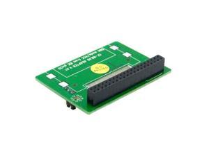 """CF Compact Flash Merory Card to Vertical 3.5"""" 40 Pin IDE Hard Disk Drive HDD SSD Adapter"""