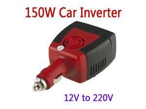 Inverter Car Truck Boat Charger 150W 12V DC to 220V AC Cigarette Light USB converter charger laptop adapter