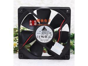 FOR ADDA AA1282DB-AW 220V 12038 Ball Bearing for Silent AC Fan