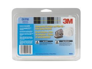 3M 6022PA1-A/R6022 Replacement Respirator Filter Carded