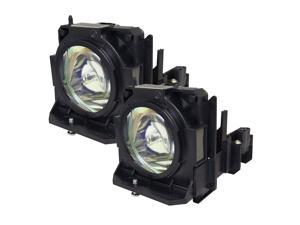 Lutema Economy for Panasonic ET-LAD7500W Projector Lamp with Housing
