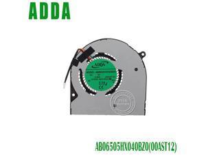 New Original CPU Cooling Fan FOR TOSHIBA SATELLITE RADIUS 12 P20W-C-106 AB06505HX040BZ0 DC 5V 0.50A (00AST12)