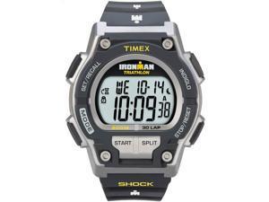 Timex Digital Men's Ironman Endure Traditional 30-Lap Full | Gray Case Watch